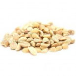 [Nuts]  Peanuts, Splits Dry Roasted  100% Organic