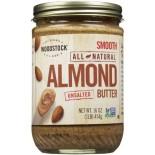 [Woodstock] Nut Butters Almond, Creamy, No Salt