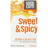 [Good Earth Teas] Blended Teas Sweet & Spicy