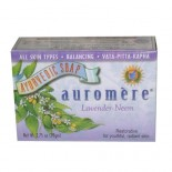 [Auromere Ayurvedic Products] Soap Lavender Neem