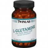 [Twin Lab] Amino Acid Supplements L Glutamine 500 mg