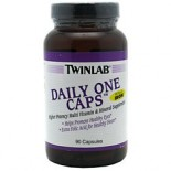 [Twin Lab] Multi-Vitamins & Minerals Daily One w/o Iron