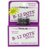 [Twin Lab] Vitamin B B12 Dots