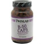 [Twin Lab] Vitamin B B50