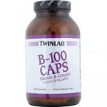 [Twin Lab] Vitamin B B100