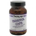 [Twin Lab] Vitamin B Inositol, 500 mg