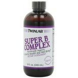 [Twin Lab] Vitamin B Liquid, Regular