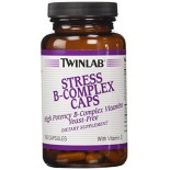 [Twin Lab] Vitamin B Stress B Complex