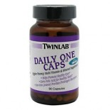 [Twin Lab] Multi-Vitamins & Minerals Daily One w/Iron