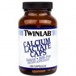 [Twin Lab] Minerals Calcium Lactate 740 mg/100 mg