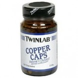 [Twin Lab] Minerals Copper 2 mg