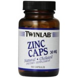 [Twin Lab] Minerals Zinc 30 mg