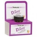 [Twin Lab] Special Formulas Vitamin D3 1000IU + K2 90mcg Dots