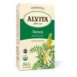 [Alvita Tea] Bag Tea Senna Leaf  At least 95% Organic