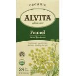 [Alvita Tea] Bag Tea Fennel Seed  At least 95% Organic