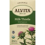 [Alvita Tea] Bag Tea Milk Thistle Seed  At least 95% Organic