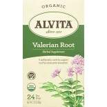 [Alvita Tea] Bag Tea Valerian Root  At least 95% Organic