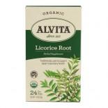 [Alvita Tea] Bag Tea Licorice Root  At least 95% Organic