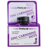 [Twin Lab] Fiber, Digestion & Regularity Zinc Carnosine Dots