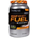 [Twin Lab] Sports Nutrition 100% Whey Fuel, Straw Shortcake