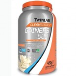 [Twin Lab] Protein Supplements CleanSeries,Gainers 600, Vanilla