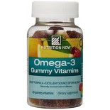 [Nutrition Now] Adult Gummy Vitamins Omega 3