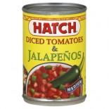 [Hatch] Tomato Items Diced & Jalapenos - Medium