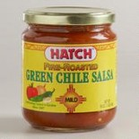 [Hatch] Salsa Green Chile, Mild