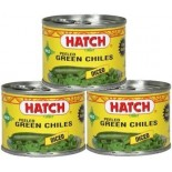 [Hatch] Peppers Green Chilies, Mild, Diced