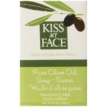 [Kiss My Face] Bar Soaps Olive Oil