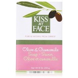[Kiss My Face] Bar Soaps Chamomile Olive