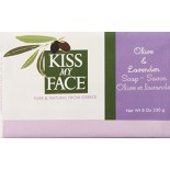 [Kiss My Face] Bar Soaps Olive Lavender