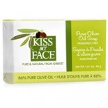 [Kiss My Face] Trial Sizes Pure Olive Oil Bar Soap