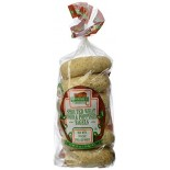 [Alvarado Bakery] Bagels Spr Onion & Poppy  At least 70% Organic
