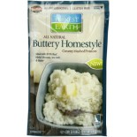 [Honest Earth] Flavored Mashed Potatoes Buttery Homestyle