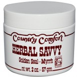 [Country Comfort] Herbal Savvy Salve, Goldenseal Myrrh