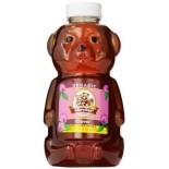[Glorybee] Honey, Squeeze Bears Clover, Bear Botttle  At least 95% Organic