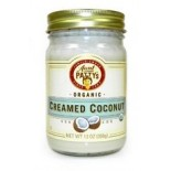 [Aunt Patty`S]  Creamed Coconut  At least 95% Organic