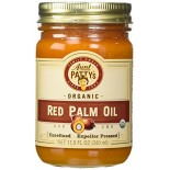 [Aunt Patty`S]  Red Palm Oil  At least 95% Organic
