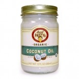 [Aunt Patty`S] Coconut Oil Regular  At least 95% Organic