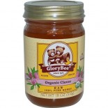 [Glorybee] Honey Raw, Fair Trade Comapi  100% Organic