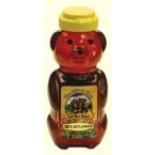 [Glorybee] Honey, Squeeze Bears Raw, Fair Trade Comapi  100% Organic