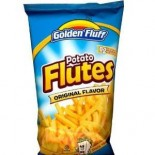 [Golden Fluff]  Potato Flutes, Original