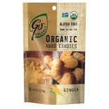 [Go Organic] Organic Hard Candies Ginger  At least 95% Organic