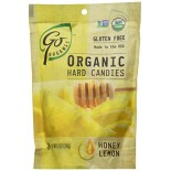 [Go Organic] Organic Hard Candies Honey Lemon  At least 95% Organic