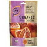 [Go Organic] Organic Hard Candies Blood Orange  At least 95% Organic