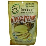 [Go Organic] Organic Hard Candies Ginger Extreme  At least 95% Organic