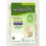 [Wildwood] Tofu Vacuum Pack, Firm  At least 95% Organic
