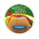 [Wildwood] Tofu-Vegie Burgers Original  At least 95% Organic