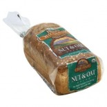 [Rudi`S Organic Bakery] Sliced Sandwich Bread Nut & Oat  At least 95% Organic